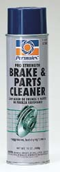 Pro-Strength Brake & Parts Cleaner, 20 oz.