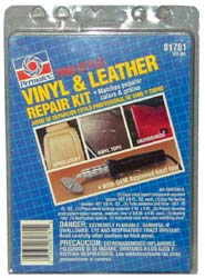 ìPro-Styleî Vinyl & Leather Repair Kit