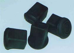 RV Replacement Leg Tips  - 4\set - for Folding Steps