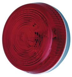 Surface Mount Clearance/Side Marker Light, Red