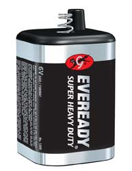 Super Heavy Duty Battery, 6V Lantern