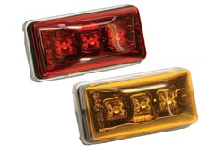 Clearance Light LED #99 Red