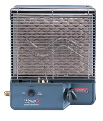 Wave 3 Catalytic Safety Heater