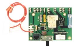 Replacement Refrigerator Board - Norcold - 3-Way Power Supply Board