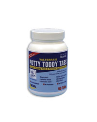 RV Holding Tank Treatment,Potty Toddy Tabs by Valterra, 50 Tabs