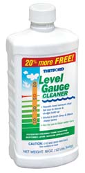 Level Gauge Sensor Cleaner, Thetford, 19oz.
