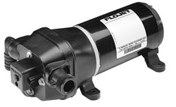 Flojet 12V Heavy Duty Deck Wash Pump 04325143A