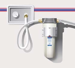 Rv Exterior In Line Water Filters