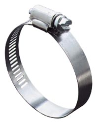 Stainless Steel Hose Clamp, 5/16