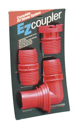 EZ Coupler RV Sewer System
