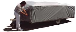 Pop-Up Camper SFS AquaShed Cover Up to 8ft