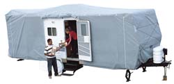 Travel Trailer AquaShed Cover 20 ft1 inch to 22 ft