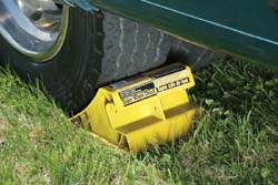 Super Wheel Chock By Camco RV