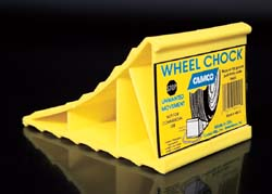 Wheel Chock, Yellow by Camco