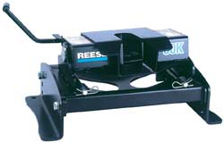 Reese 30k Fifth Wheel Hitch Complete Set Up 30054