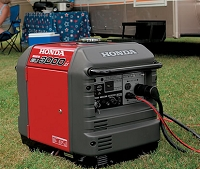 Honda EU3000i - Portable Inverter Generator (50 state model) Call For Info
