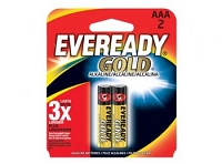 Eveready Batteries AAA