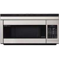 1.1 Cubic Feet Convection Microwave (Trim Kit Not Included)