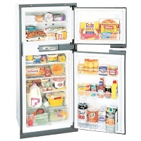 Rv Refrigerator Norcold N641 Gas Absorption  2-Way  6.3 Cu Ft., With Ice Maker