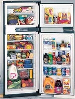 Rv Refrigerator Norcold N841 Gas Absorption 2-Way 7.5 Cu Ft, With Ice Maker