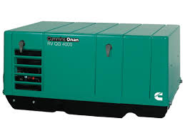 ONAN RV Generator QG Gasoline Neutral Grounded 4000 Watts