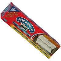 Pop-A-Wrap Dispenser White