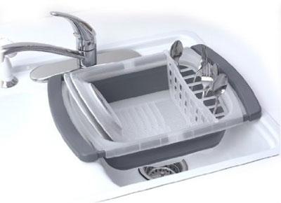 Progressive Collapsible Dish Drainer