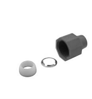 Fresh Water Fitting For Use With 1/2 Inch Fitting Nut Part Number QFN3