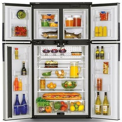 Dometic Rm1350 Rv Refrigerator Elite