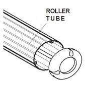 21 Foot Roller Tube For An 8500 Plus Dometic