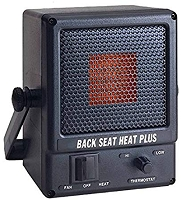 Family Safety Space Heater Back Seat Heat Plus 3000C