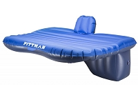 Pittman Backseat Mattress For FULL Trucks, SUVs Portable DC Pump Included (PPI-TRKMAT)