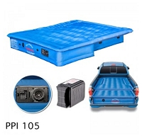 AirBedz Original Truck Bed Air Mattress PPI 105 Midsize 5'-5.5' Short Bed (60