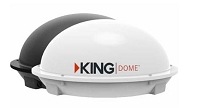 King 1850-FS Satellite TV Antenna Dome