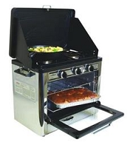 Camp Chef 2 Burner 12-1/2 Inch Length x 21 Inch Width x 18 Inch Height Stove