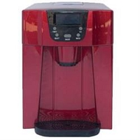 Contoure Red 14.29 Inch Width x 15.31 Inch Height x 9.9 Inch Depth Ice Machine