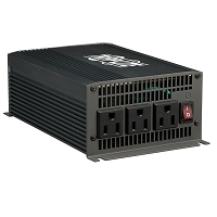 PowerVerter Ultra-Compact Inverter with 3 Outlets 700W