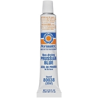 Permatex Prussian Blue Tube of Lube, .75oz