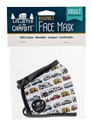 Camco Life is Better at the Campsite Adult Face Mask, RV Design 53413