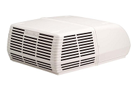 Coleman 13500 BTU RV Camper Air Conditioner Complete with Ceiling Assembly, White