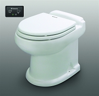 8700 Masterflush White with Wall Switch 12V
