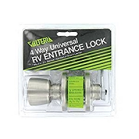 Door Lock, Bedroom, Bathrom, Privacy Lock, Clam Shell