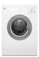 Whirlpool Compact Stackable Electric Front-Load Dryer