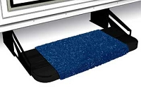 Camper Step Rug, Wraparound, Imperial Blue, 18