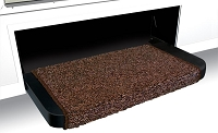 RV Step Rug, Wraparound Plus, Espresso, 20