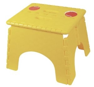 EZ-Foldz Step Stool Yellow