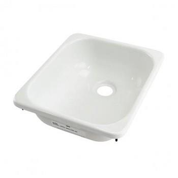 Lippert Square Outdoor Kitchen Sink 13\