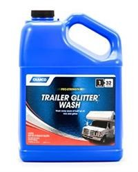 Camco RV Wash - Trailer Glitter - 1 Gallon