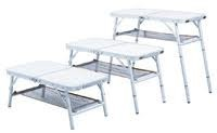 4 Position Aluminum Table