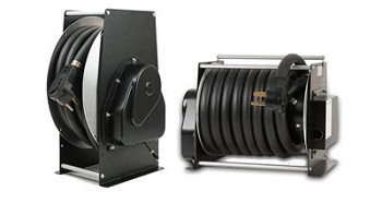 Power Cord Reel Shoreline Reels Use To Store Power Cords